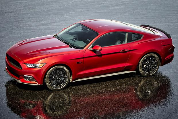 2016 Ford Mustang: New Car Review featured image large thumb1