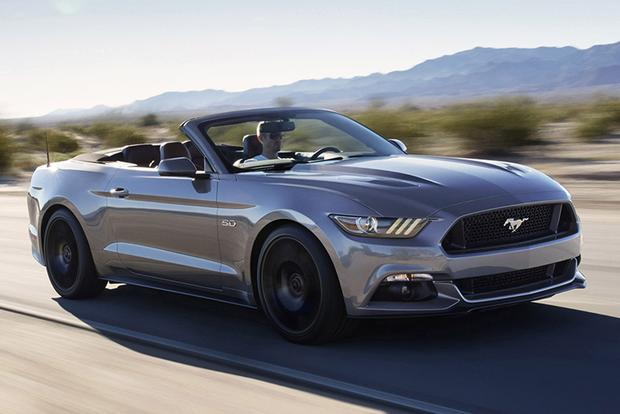 2016 Ford Mustang: New Car Review featured image large thumb0