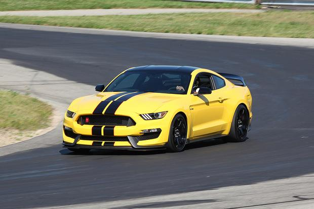 2016 Ford Shelby GT350 & GT350R Mustang: First Drive Review featured image large thumb0
