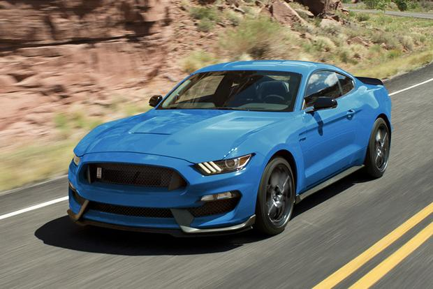 2017 Ford Mustang: New Car Review featured image large thumb0