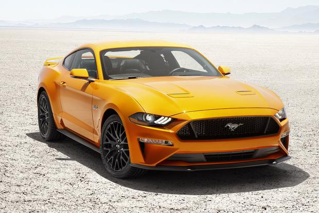 2018 Ford Mustang: New Car Review featured image large thumb0