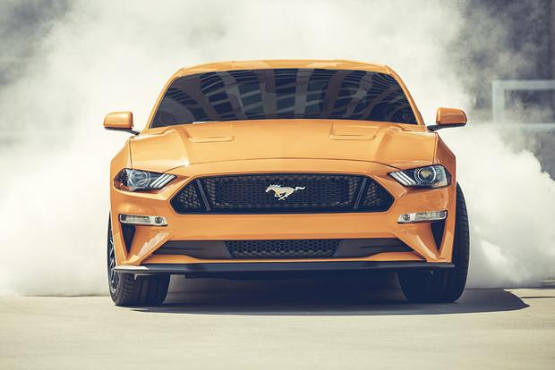 2018 Ford Mustang: New Car Review featured image large thumb3