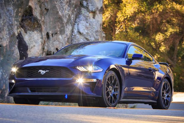 2018 Ford Mustang: New Car Review featured image large thumb6