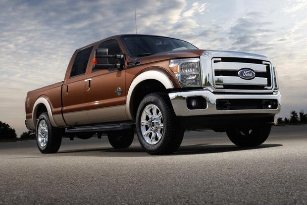 2012 Ford F-Series Super Duty: New Car Review