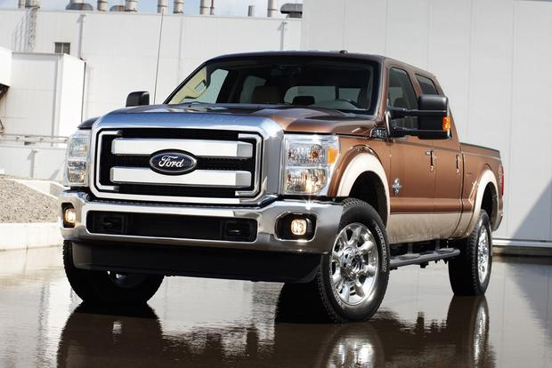 2012 Ford F-Series Super Duty: New Car Review featured image large thumb1