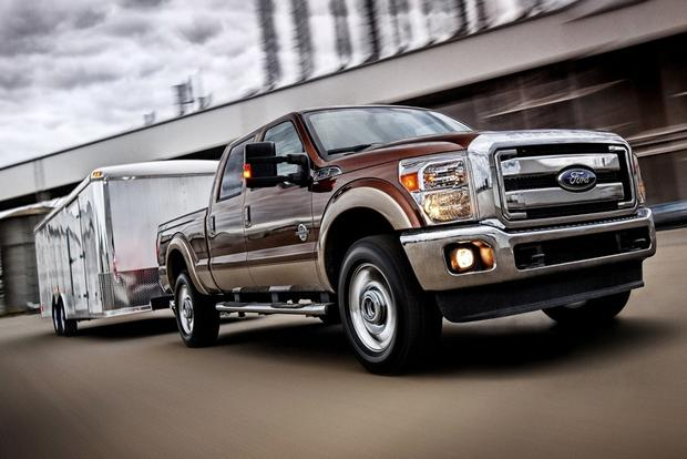 2012 Ford F-Series Super Duty: New Car Review featured image large thumb2