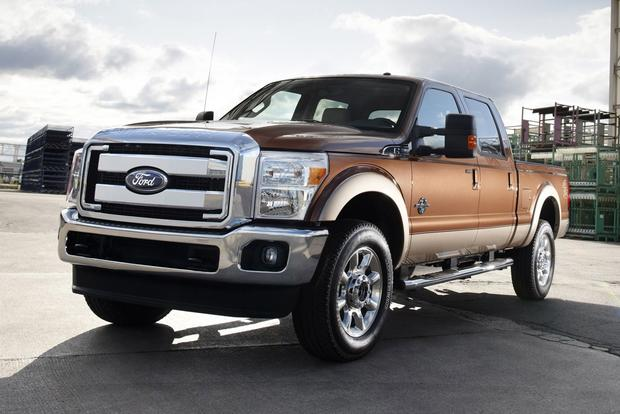 2012 Ford Super Duty: OEM Image Gallery featured image large thumb3