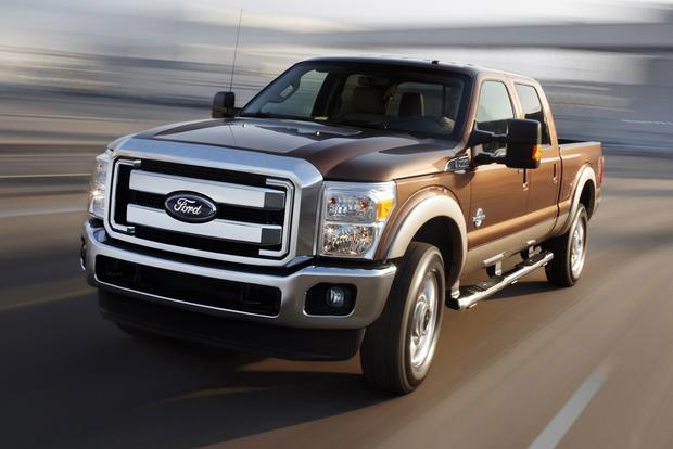 2012 Ford F-Series Super Duty: New Car Review featured image large thumb4