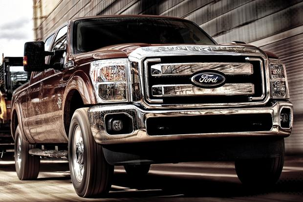 2012 Ford Super Duty: OEM Image Gallery featured image large thumb5