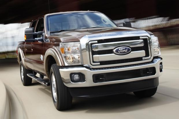 2012 Ford Super Duty: OEM Image Gallery featured image large thumb6