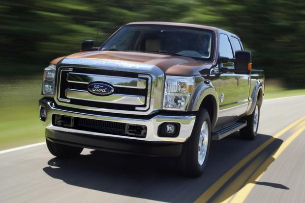 2012 Ford F-Series Super Duty: New Car Review featured image large thumb7