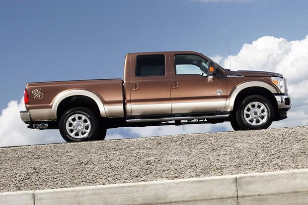 2012 Ford Super Duty: OEM Image Gallery featured image large thumb8