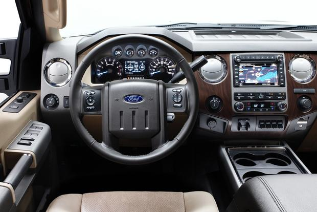 2012 Ford Super Duty: OEM Image Gallery featured image large thumb12