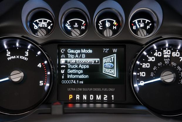 2012 Ford F-Series Super Duty: New Car Review featured image large thumb13