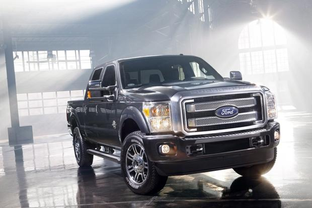 2013 Ford F-Series Super Duty: New Car Review featured image large thumb1