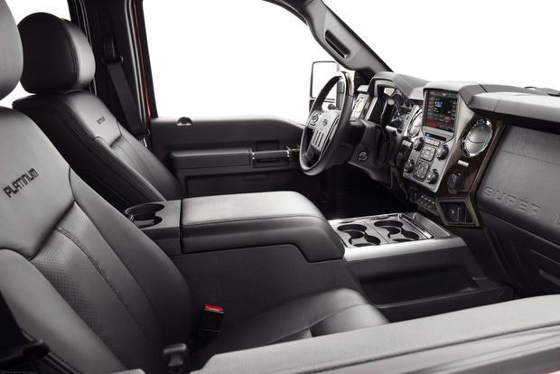 F250 Towing Capacity >> 2013 Ford F-Series Super Duty: New Car Review - Autotrader