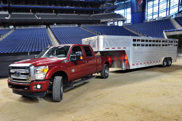2013 Ford F-Series Super Duty: New Car Review featured image large thumb7