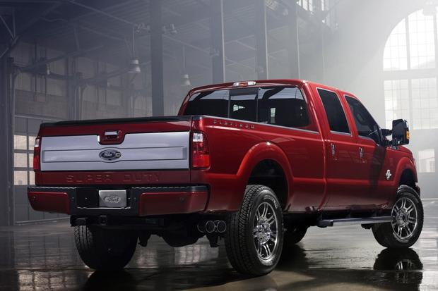 2014 Ford F Series Super Duty New Car Review Autotrader