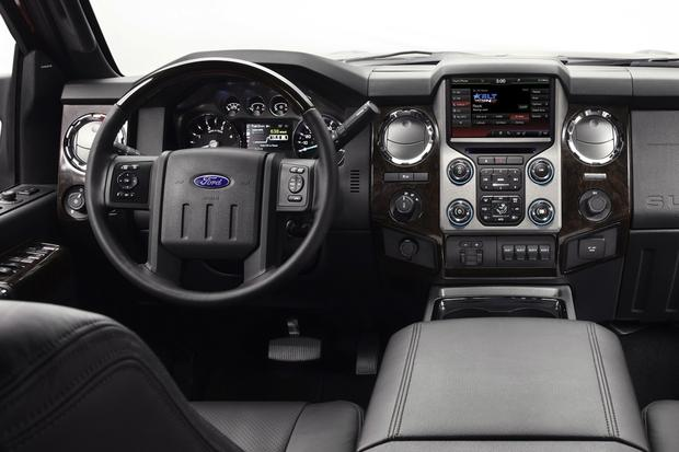 2014 Ford F-Series Super Duty: New Car Review featured image large thumb4