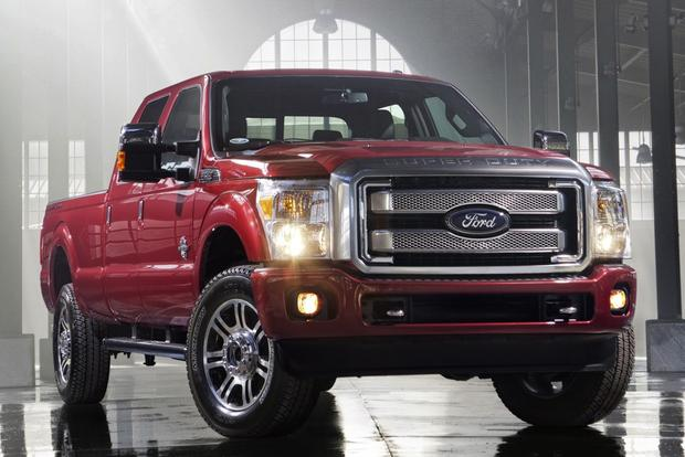 2014 Ford F-Series Super Duty: New Car Review featured image large thumb5