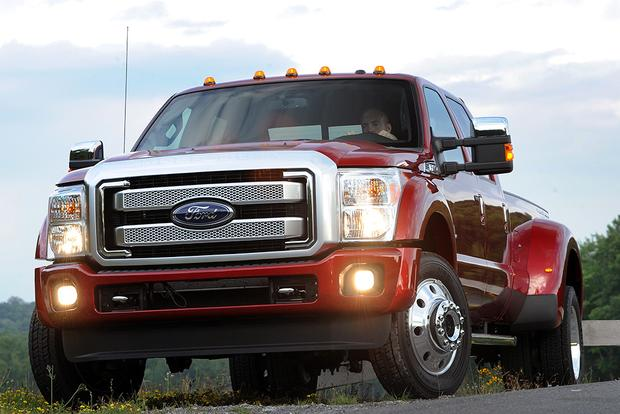 2015 Ford F-Series Super Duty: New Car Review featured image large thumb0