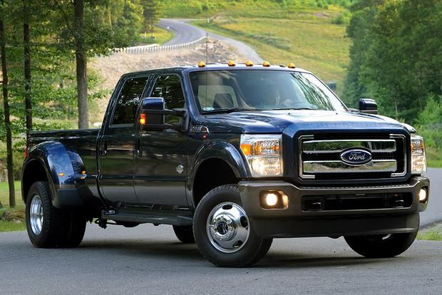 2015 Ford F-Series Super Duty: New Car Review featured image large thumb3