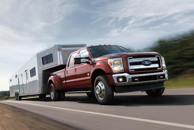 2016 Ford F-Series Super Duty: New Car Review