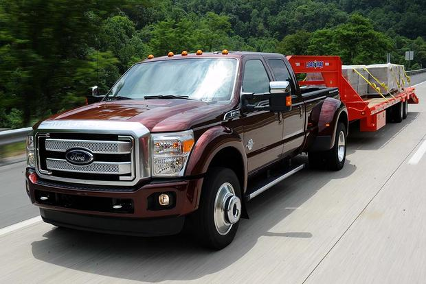 2016 Ford F-Series Super Duty: New Car Review featured image large thumb1