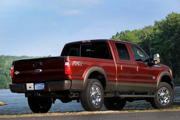 2016 Ford F250 >> 2016 Ford F Series Super Duty New Car Review Autotrader