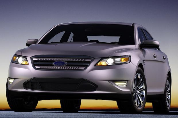 2010 Ford Taurus: Used Car Review featured image large thumb0