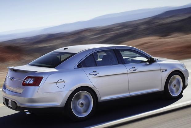 2010 Ford Taurus: Used Car Review featured image large thumb5