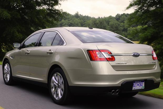 2010 Ford Taurus: Used Car Review featured image large thumb10