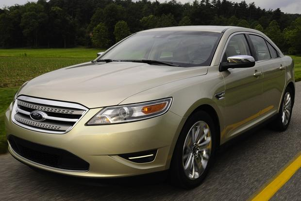 2010 Ford Taurus: Used Car Review featured image large thumb12