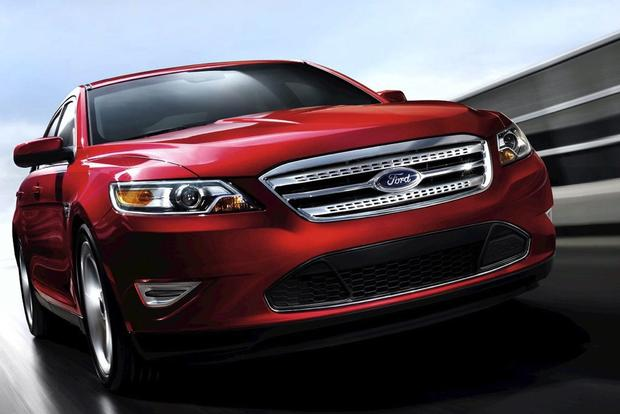 2011 Ford Taurus: Used Car Review featured image large thumb0