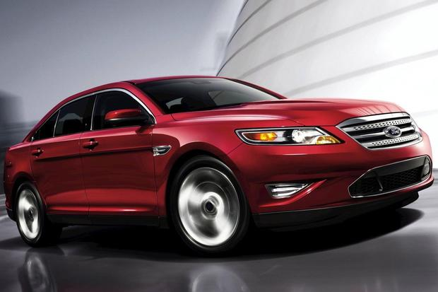 2011 Ford Taurus: Used Car Review featured image large thumb1