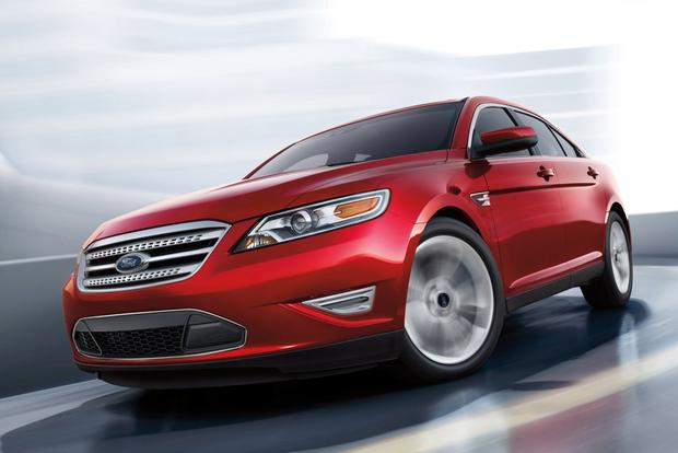 2012 Ford Taurus: Used Car Review featured image large thumb0