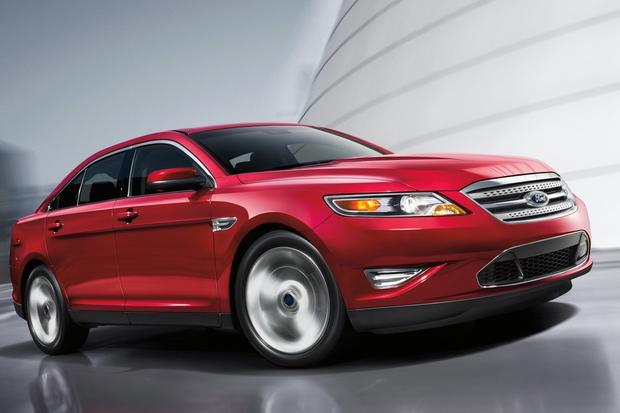 2012 Ford Taurus: Used Car Review featured image large thumb3