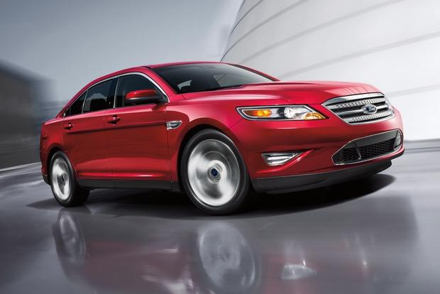 2012 Ford Taurus: New Car Review