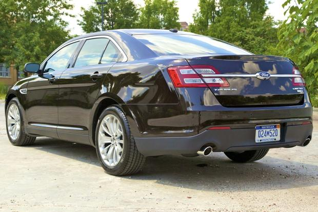 2013 Ford Taurus: New Car Review featured image large thumb4