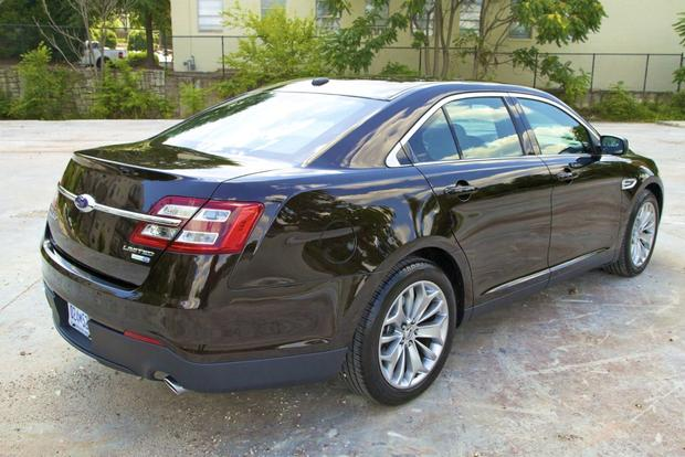 2013 Ford Taurus: New Car Review featured image large thumb6