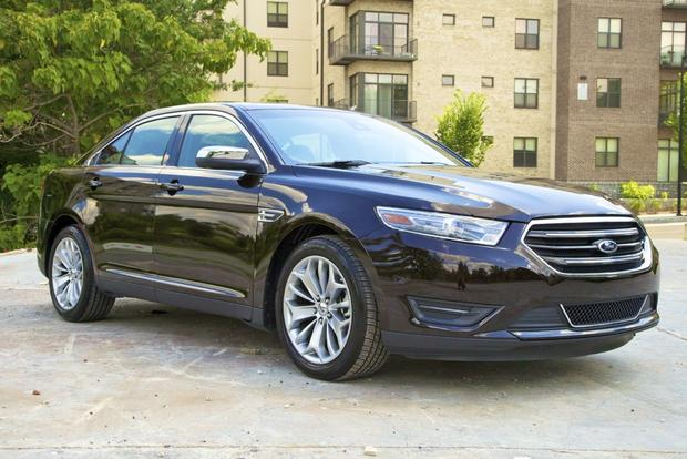 2013 Ford Taurus: New Car Review featured image large thumb8