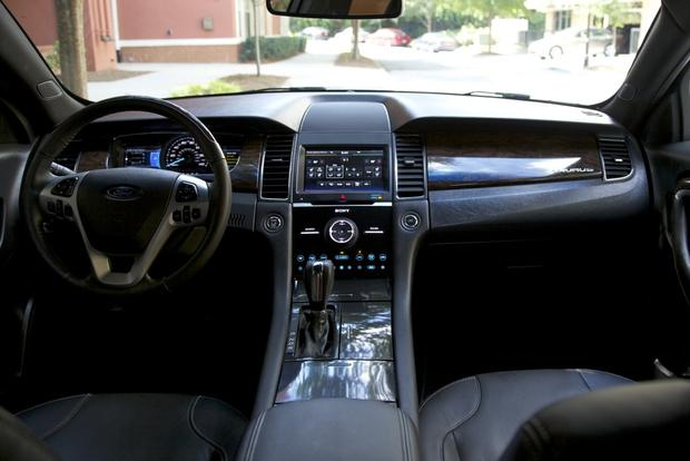 2013 Ford Taurus: New Car Review featured image large thumb22