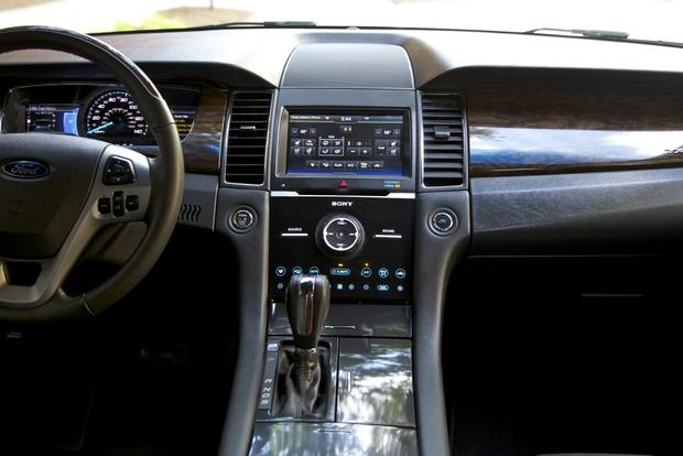 2013 Ford Taurus: New Car Review featured image large thumb23