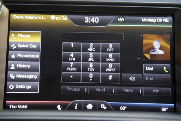 2013 Ford Taurus: OEM Image Gallery featured image large thumb30