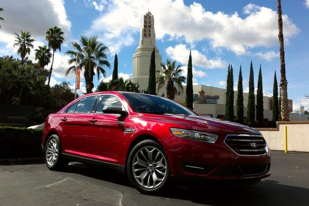 2013 Ford Taurus Limited: Real World Review featured image large thumb0