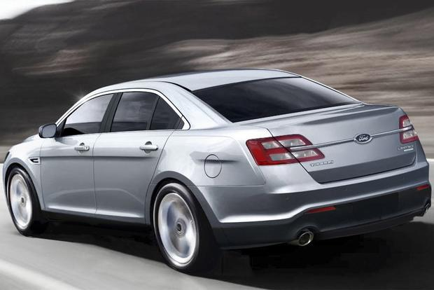 2014 Ford Taurus: New Car Review featured image large thumb2