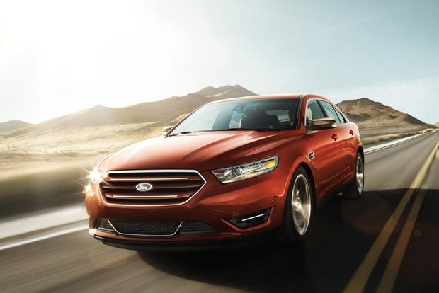 2014 Ford Taurus: New Car Review featured image large thumb0