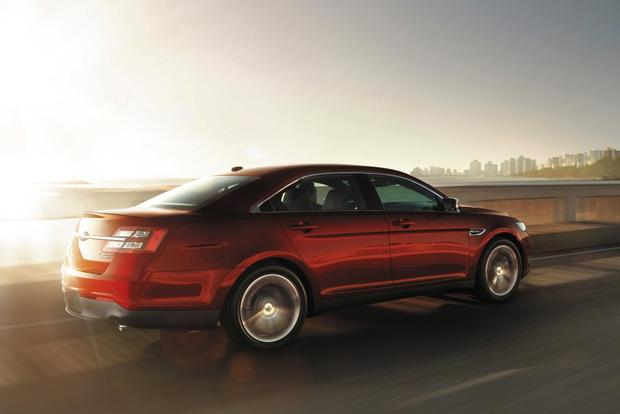 2014 Ford Taurus: New Car Review featured image large thumb1