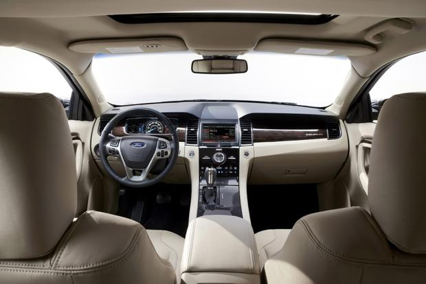2014 Ford Taurus: New Car Review featured image large thumb4