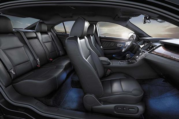 2016 Ford Taurus New Car Review Featured Image Large Thumb5